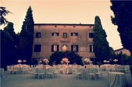 Villa Wedding venue in tuscany