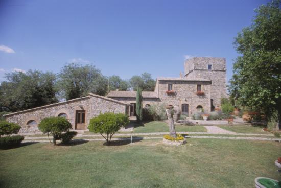 Borgo Pitiano umbria