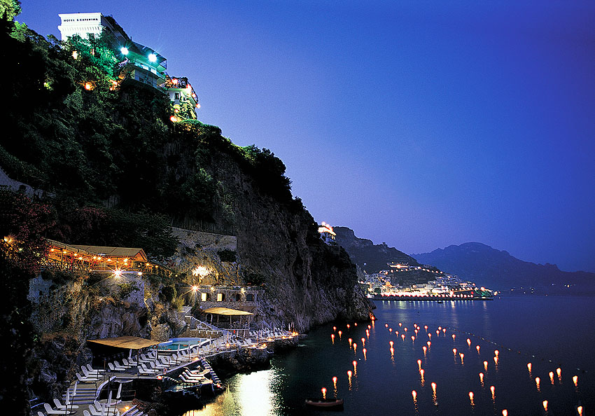 Cate S Cliff Wedding Venue In Amalfi Coast