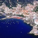 wedding Amalfi view