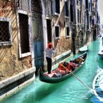 Romantic reatreat in Venice