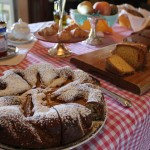 Classic Tuscan Breakfast in Cortona