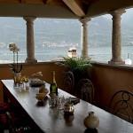 Palazzo on lake como wedding