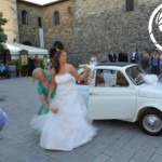 Old Classic Fiat 500