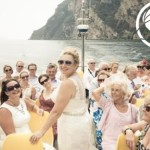 Wedding Party Boat Transportation